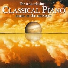 Most Relaxing Classical Piano in 0795041737823 Universe CD