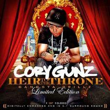 Cory Gunz - Heir To The Throne [CD]