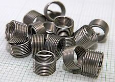 HELICOIL 1/2-20 UNF 1D FREE RUNNING THREAD/THREADED INSERTS, 1 LOT OF 10 pieces