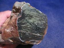 WYOMING NEPHRITE / JADE.  2.91 LBS - RARE OLD COLLECTION - ROUGH STOCK PIECES