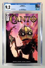 CANTO #1~IDW Comics, 6/19~1st Printing~1st appearance of Canto~CGC 9.2 WP