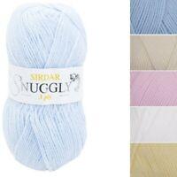 Sirdar Snuggly 3 Ply Baby Soft Knitting Knit Crochet Yarn 50g Ball
