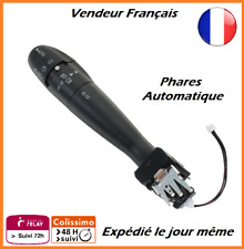 Commodo Peugeot Citroën 1007 206 207 307 406 407 807 Phare Automatique