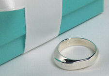 Tiffany & Co. Twist Band Dome Ring Size 9 Sterling Silver AG 925 NEW