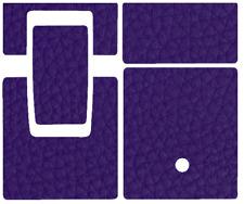 POLAROID SX 70 - Belederung / Cover - VIOLETT - mit Stativloch