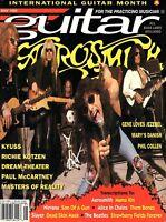 Guitar for the Practicing Musician May 1993 - Aerosmith, Ritchie Kotzen, Kyuss
