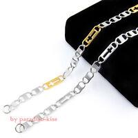 collana catena girocollo uomo donna in acciaio croce cod.175