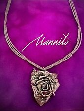 Mannito Jewelry> Unique Ros010Ncl