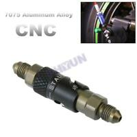 -3AN AN3 Aluminum CNC Quick Release Dry Brake Line Coupling Fitting Adapter AU