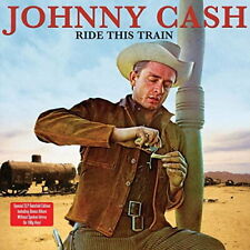 Johnny Cash - Ride This Train (2LP Vinyl Set) [New CD]