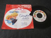 Vinyle 45 Tours - 7'' - Disco Des Petits - Petit Chœur Dell'