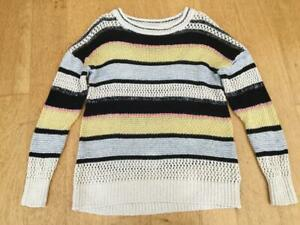 NEXT Cotton Blend Loose Knitted Jumper  Size LARGE