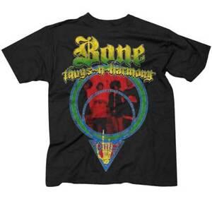 Bone Thugs N Harmony I.E.S. Hip Hop Group Music Adult Mens T Tee Shirt BTH04