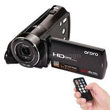 "Andoer FULL HD 1080P 24MP 16X ZOOM 3"" Face Detection Digital Camera DV Camcorder"