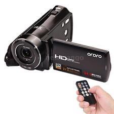 ORDRO FULLHD 1080P 24MP 16X ZOOM Face Detection Digital Camera DV Camcorder H3Q1