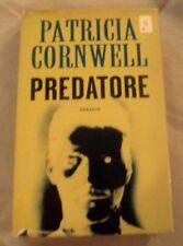 """DALLA MIA COLLEZIONE PATRICIA CORNWELL  : """" PREDATORE  """" 2006"""