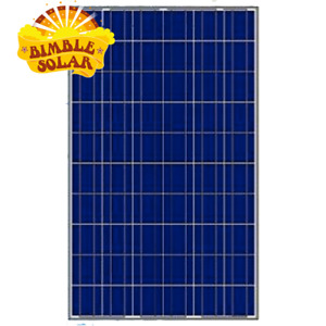 250W Solvis Used Solar Panel - Made in Europe - DELIVERY ONLY