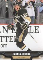 2013-14 Upper Deck Hockey #80 Sidney Crosby Pittsburgh Penguins