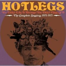 Hotlegs - You Didn T Like It Because - CD - New