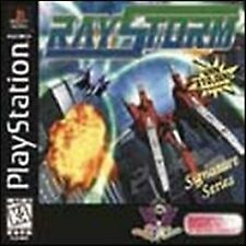 ***RAYSTORM PS1 PLAYSTATION 1 DISC ONLY~~~