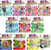 The Heidi Heckelbeck 10-Book Collection by Wanda Coven  (Box Set)