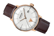 Junkers Men's Rose Gold Plated 6074-1 Bauhaus 40mm Timepiece