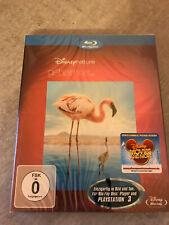 Das Geheimnis der Flamingos Disneynature Disney blu-ray neu und eingeschweisst