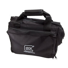 GlockAP60219 4-Pistol four gun Range Bag Polyester Carry Handles/Shoulder Strap