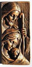 HOLY FAMILY-Jesus,Mary,Joseph wall art, wall hanging , communion gifts