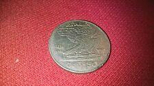 MONETA COIN lire 2 REGNO D'ITALIA VITTORIO EMANUELE III° 1940 numismatica