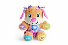 Fisher-Price FPP53 - Lernspaß Hundefreundin Baby Spielzeug und Plüschtier, Ler