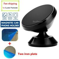 2-pack Magnetic Car Mount Car Phone Holder Stand Dashboard For cell phone