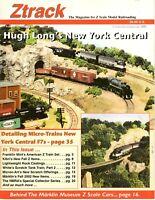 Ztrack Magazine for Z Scale Model Railroading - November/December 2002 - Mint
