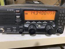 Icom IC-M710 Ham & Marine HF SSB Transceiver, Good Receive, No Transmit