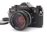 [NEAR MINT] Canon A-1 SLR 35mm Film Camera w/ FD 50mm f/1.4 S.S.C SSC From JAPAN