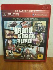Grand Theft Auto Episodios De Liberty City ps3 Greatest Hits
