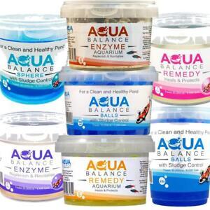 Aqua Source Aqua Balance Balls Spheres Pond Aquarium Fish Tank Water Treatments