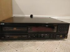 Sony 608Esd Cd Player
