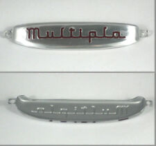 FIAT 600 MULTIPLA - SCRITTA LOGO BADGE MULTIPLA FRONTALE