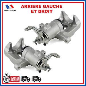 ETRIER FREIN ARRIERE GAUCHE + DROIT MEGANE II III IV = 7701207693 7701207694