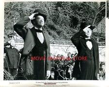 """John Wayne Der Barbar und die Geisha Original 8x10"""" Foto #l7102"""