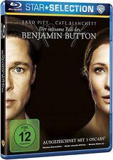 Blu-ray DER SELTSAME FALL DES BENJAMIN BUTTON Brad Pitt, Cate Blanchett ++NEU