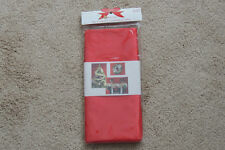 """Christmas Red, Garland - polyester fabric 28"""" x 108 """""""