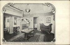 Boston MA Jordan Marsh Reception Hall Suite of Rooms c1905 Postcard