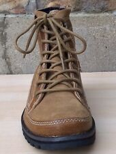 Caterpillar Bryant Brown Mens Leather Boot Sn31 Size UK 8 EU 42 Right Boot Only