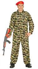 Ww2 soldati Costume Uomo costume soldato tedesco militare uniform generale