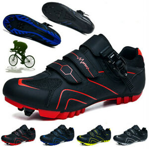 Mtb Cycling Shoes Men Mountain Bike Shoes Bicycle Shoes Athletic Racing Sneakers