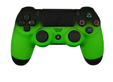 Custom Soft Touch Fade Green Sony Dualshock Playstation PS4 Wireless Controller