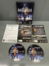 Battlefield 3 (Windows PC, 2011) 2 DVD set,