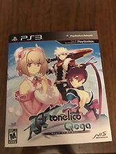 Ar Tonelico Qoga: Knell of Ar Ciel Limited Edition  (Sony PlayStation 3, 2011)